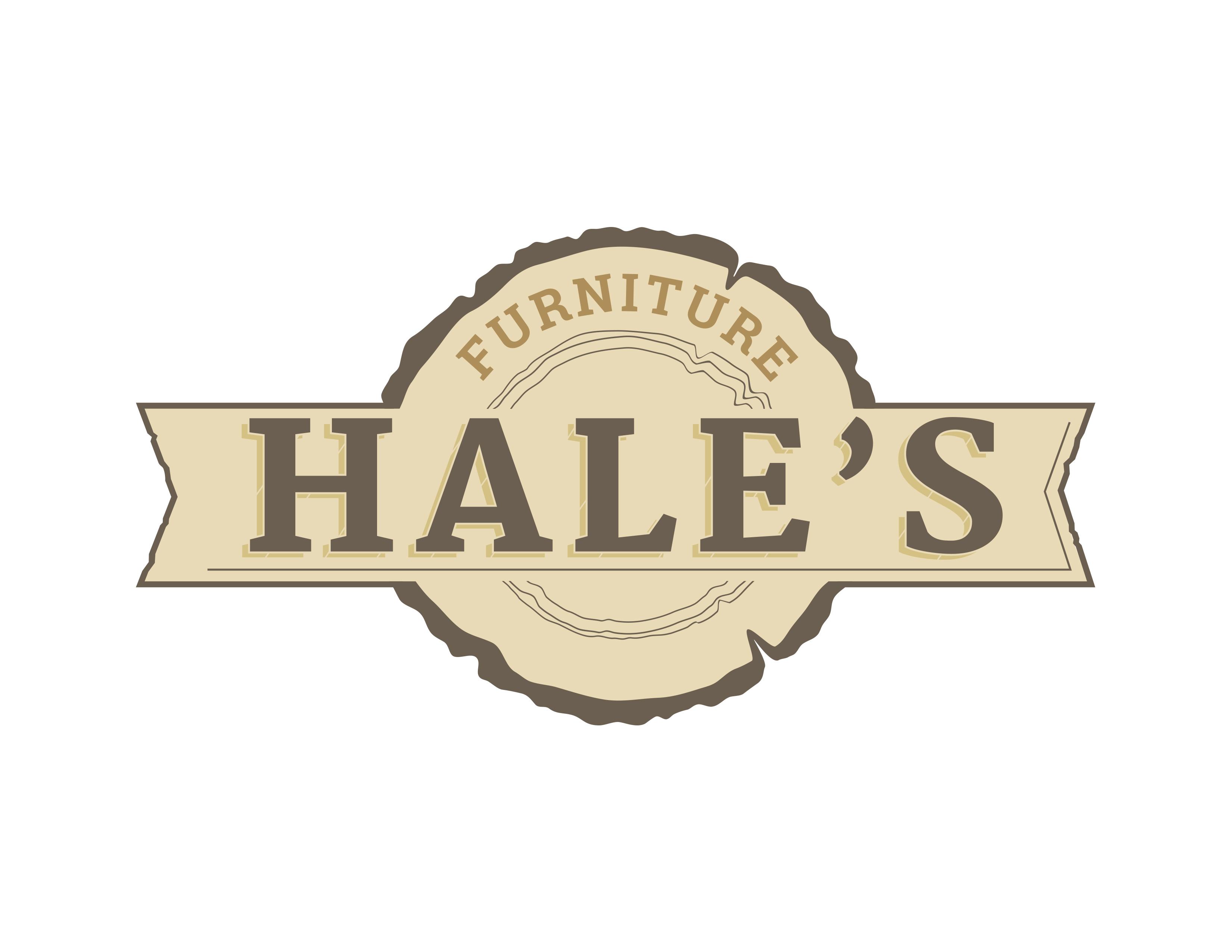 Hale's Furniture Logo   Graphic Design   Altoona, PA 16602 ...