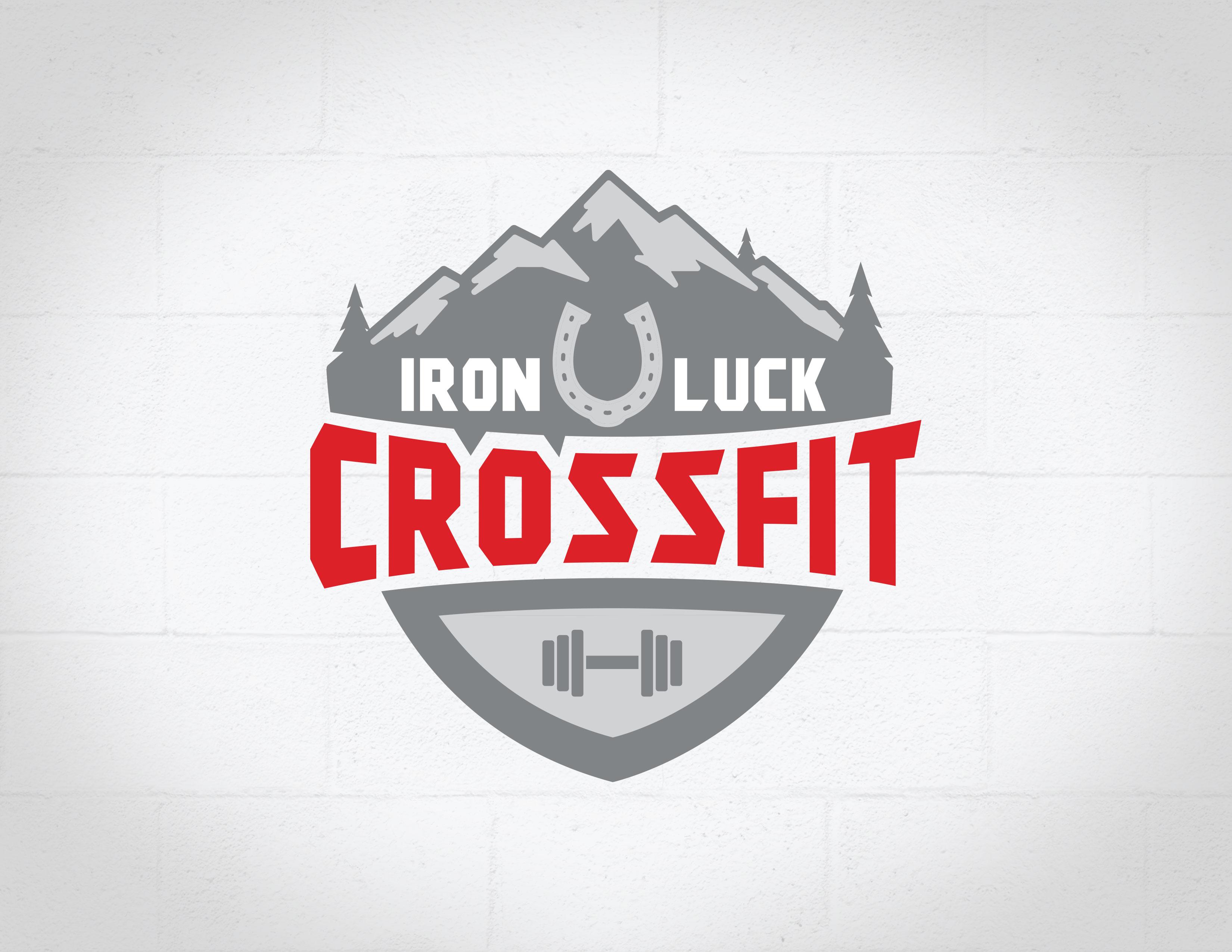 Iron Luck Crossfit Logo