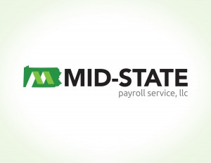 Mid-State Payroll Service Logo